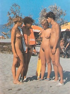 Vintage Beach Pictures