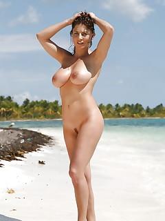 Pornstar Beach Pictures