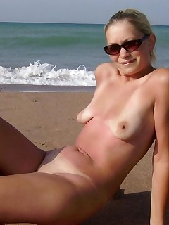 Wife Beach Pictures