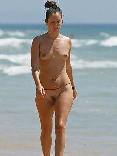 Hot Beach Pictures